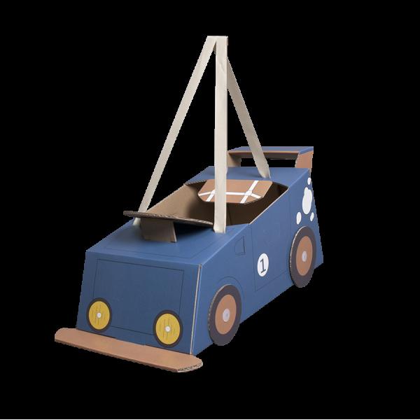 Mister Tody's Car - Blue