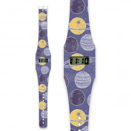 Pappwatch for kids -  FAR FAR AWAY, paper watch, eco friendly watches for kids, kids, i like paper