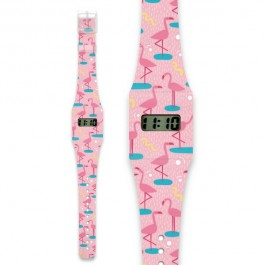 Pappwatch - FLORIDA SUNSET,  cow makes moo, paper watches, kids, watches for kids, eco friendly, i like paper, cow makes moo,