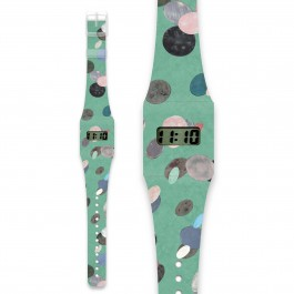 Pappwatch -  JELLYBEAN , i like paper, kids watches, paper watches, cow makes moo