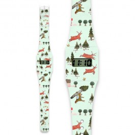 Pappwatch for kids - WALD, clothes for kids, watches for kids,  i like paper, , paper kids watches, boys, girls, cow makes moo,