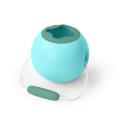 Quut. Κουβαδάκι άμμου σε μπάλα μικρό (μπλε-πρασινο) ΕΚΠΑΙΔΕΥΤΙΚΑ ΠΑΙΧΝΙΔΙΑ