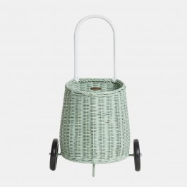 Olli Ella Luggy Basket - Natural, olli ella, storage, laggy basket,