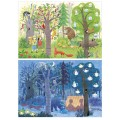 Londji Puzzle - Night & Day in the Forest, Londji puzzles