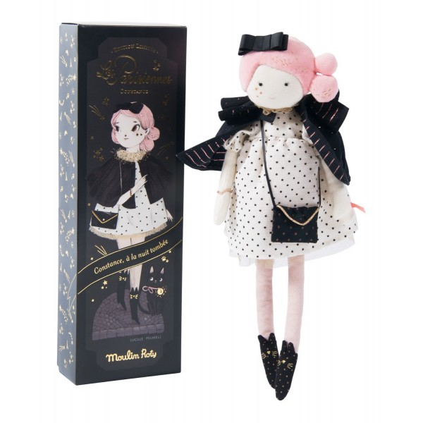Limited Edition Madame Constance doll Les Parisiennes Moulin Roty