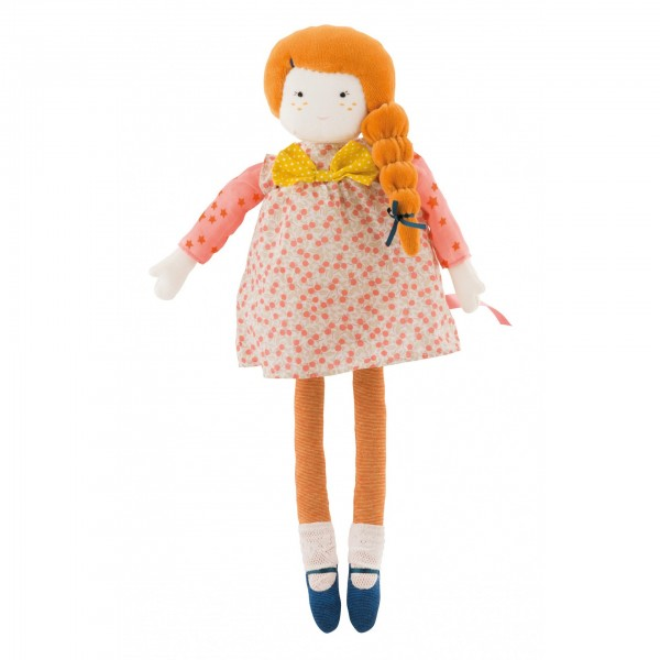 Mademoiselle Colette doll Les Parisiennes Moulin Roty
