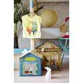 storage box for toys - Wildlife, storage ideas for the kids room