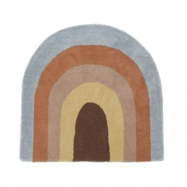 OYOY mini kids Rug - Rainbow