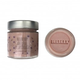 Bluberry Kidsroom Natural Play-dough - Rose