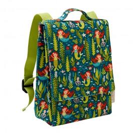 Sugar Booger Backpack for kids - Isla The Mermaid  , sugar booger, eco friendly backpacks, cow makes moo, eco friendly kids products, backpacks for kids, back to school, school bags, kindergarten bags,