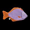 Don Fisher Keychain - Small Piranha