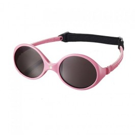 KiETLA Baby sun shades 0-18 months - Diabolo Pink, babies sun glasses, eco friendly, kietla, eco friendly sunglasses,