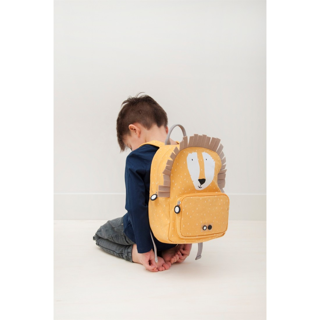 Kid Backpack - Mr Lion - trixie-baby