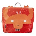 Satchel -  Mrs Crab , trixie backpack, trixie-baby, trixie baby, eco friendly, kids accessories, bags for school, backpack for kids, backpacks for kindergarten