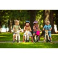 Dip Dap Wooden Balance Bike - Fox, balance bike, balance bicycle, bike for kids, wooden bike for kids,