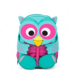 Affenzahn Eco Friendly backpack for kids - Olina Owl, affenzahn, eco friendly kid backpack, backpacks for boys, backpacks for girls,