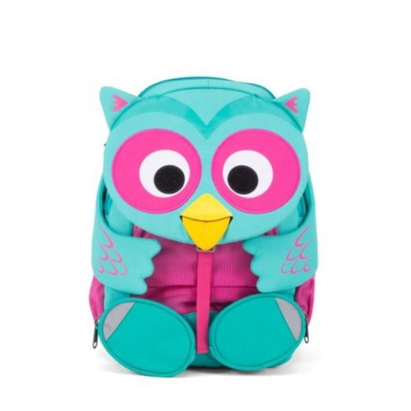 Affenzahn Eco Friendly backpack for kids - Olina Owl, affenzahn, eco friendly kid backpack, backpacks for boys, backpacks for girls,