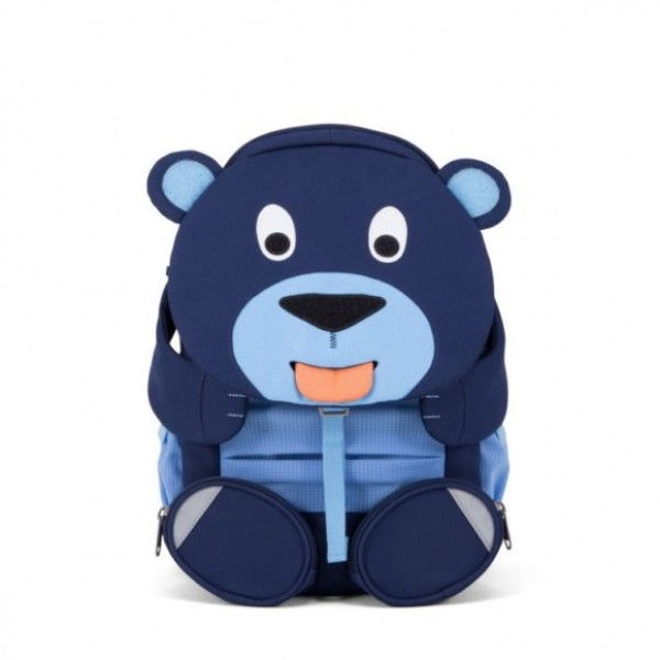 AFFENZAHN Eco Friendly Kids Backpack - Bear, eco friendly backpacks, bags of school, bags for kindergarten, bags for preschool,
