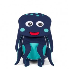 Affenzahn Eco Friendly Kid Backpack MINI - Octopus, eco friendly backpacks, backpacks for kindergarten, bags for school, bags for preschool, kids,