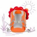 Affenzahn Eco Friendly Kid Backpack MINI - LION, eco friendly backpacks, backpacks for kindergarten, bags for school, bags for preschool, kids,