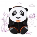 AFFENZAHN Eco Friendly Kids Backpack - Panda, eco friendly backpacks, bags of school, bags for kindergarten, bags for preschool,