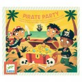 Djeco Party Game Pirate