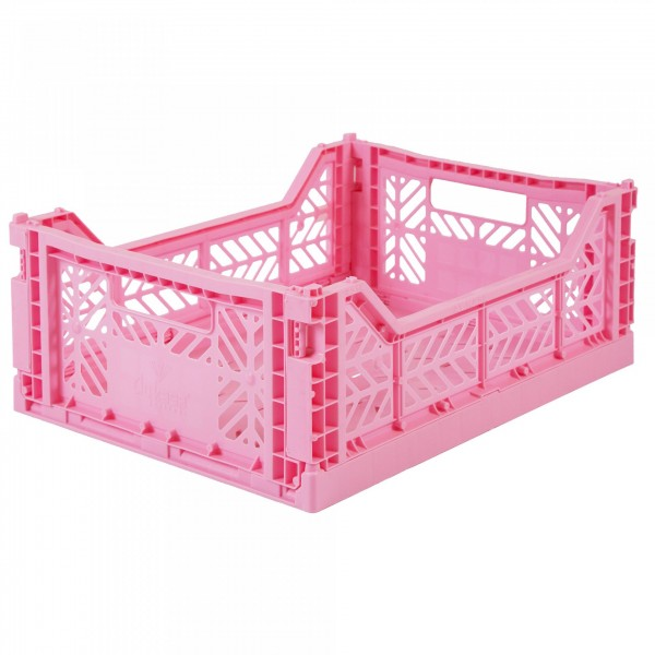 folding crate small - orchid, storage solutions for kids room, kids room, kids room storage,