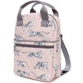 petit monkey Eco Friendly Backpack - white tigers