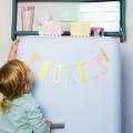 letters, decoration room, kids deco, kids deco room, garland for kids room, garland