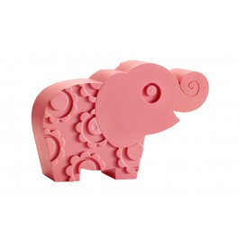 Blafre Lunch Box - Pink Elephant, eco friendly kids products, snack boxes, lunch boxes, blafre