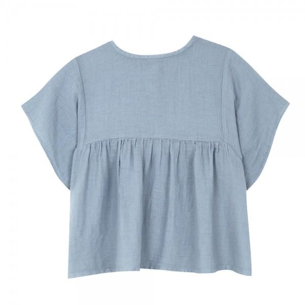 Kimono Camisole Blue Denim