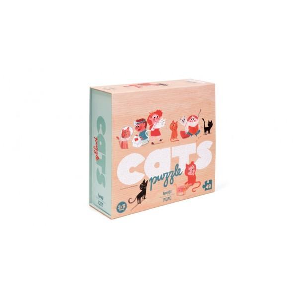 Londji Puzzle - Cats, kids toys, toys for kids,