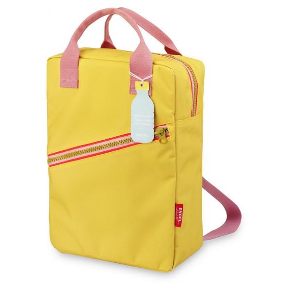 Engel Backpack Large - Zipper Blue