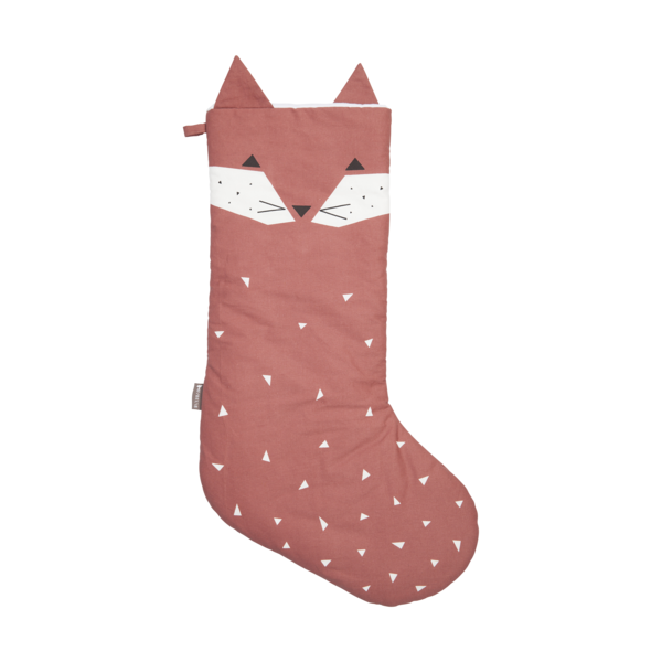 Christmas Animal Stocking - Fox