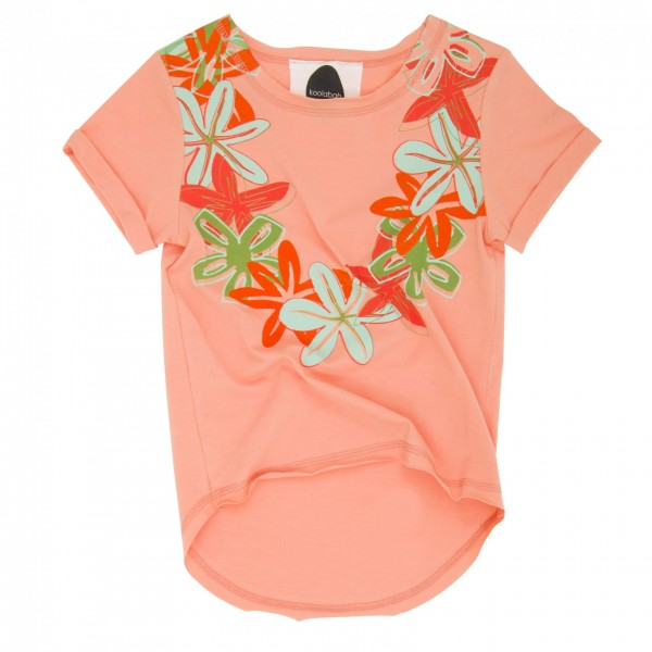 Koolabah Organic Raw Tee - Hawaii, organic kids wear, organic clothes, clothes for boys, clothes fro girls, koolabah, kids,