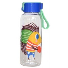 Petit Monkey Bottle - Hedgehog, accessories for school, petit monkey