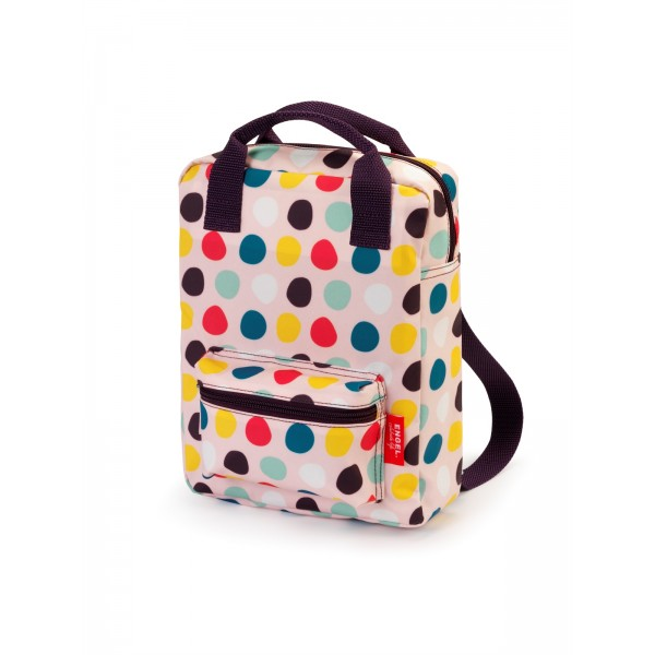 ENGEL Backpack - Dots,  kid backpack, eco kid backpack, eco kid accessories, accessories for school, toddler school bag, bags for school, Backpack -Tipi, kid backpack, eco kid backpack, eco kid accessories, backpack for kids, organic backpack, stylish, ki
