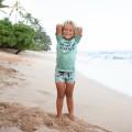 Beach and Bandits Αντιηλιακή μπλούζα -  Paradise Tee ΚΟΡΙΤΣΙ