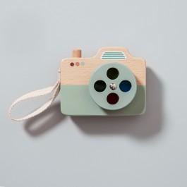 Petit Monkey Ξύλινη Φωτογραφική Μηχανή