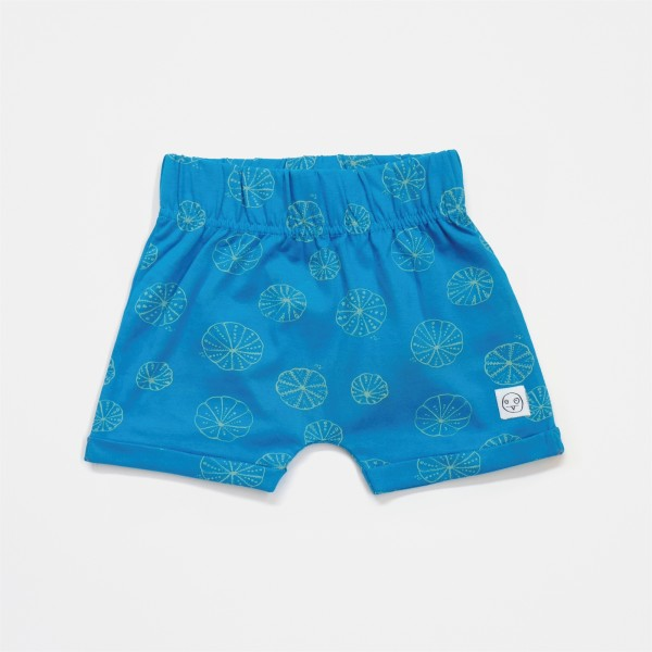 Indikidual Organic Shorts - Wave, organic kids clothes, clothes for babies,