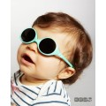 KiETLA Baby sun shades 0-18 months - Diabolo Grey, babies sun glasses, eco friendly,
