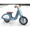 Little Dutch Wooden scooter - Blue