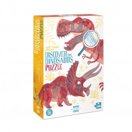 Londji Puzzle - Discover the Dinosaurs