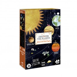 Londji Puzzle - Discover the Planets