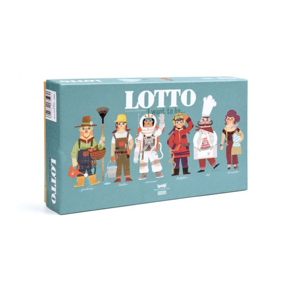 Londji Lotto - I want to be...
