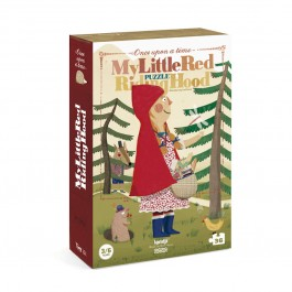 Londji Puzzle - Red Ridding Hood