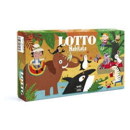 londji Lotto - Habitats, londji games, londji toys, creative time, creative play, kids store