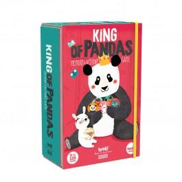 Londji Memo Game - King of Pandas