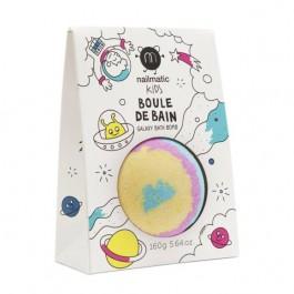 NAILMATIC. BATH BOMB SPUTNIK (Yellow-Pink)