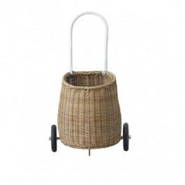 Olli Ella Luggy Basket - Natural